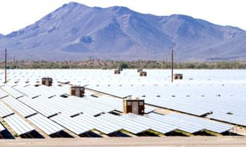Solar: Agua Caliente project