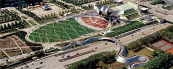 Green Roof Millennial Park