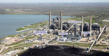 Coal Plant NRG