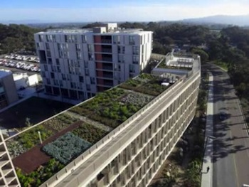 Green Roof UCSD
