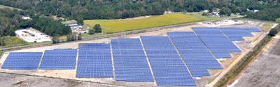 Strata solar farm
