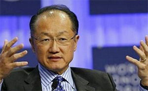 World Bank President Kim