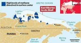Methane Arctic
