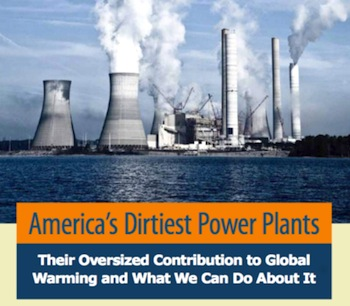 2013 DIrty Power Plants