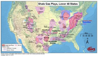 Fracking US