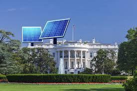 Solar White House