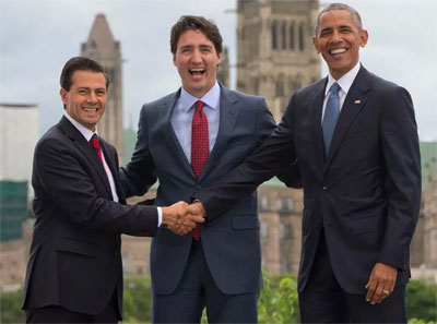 Celebrate! Clean Energy Pact for North America