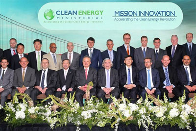 23 Countries Attend Clean Energy Ministerial in San Francisco
