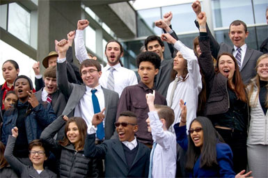 Teenagers Take the US Government to Trial Over Climate Change