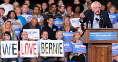Editorial: The Question Isn't About Bernie's Vision, It's About Ours