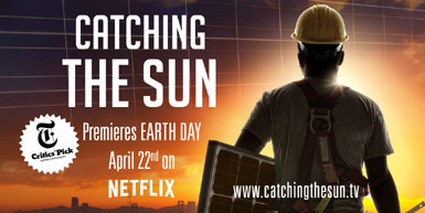 Watch Catching the Sun on Netflix