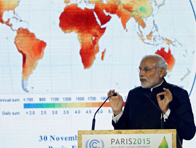International Solar Alliance to Mobilize $1 Trillion