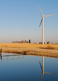 Microsoft Buys Entire Output of Illinois Wind Farm