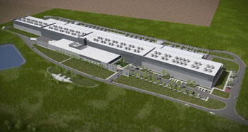 Facebook Chooses Iowa for New Data Center: Lots of Wind Energy There