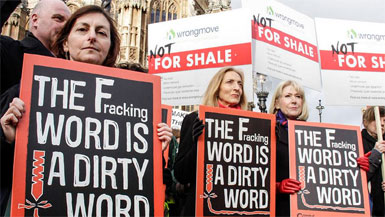 UK's Fossil Lobby Turns to Renewable Energy