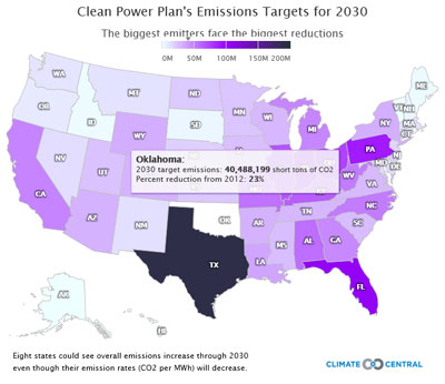 Battle Lines Drawn As Excellent Clean Power Plan Published