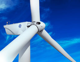 Wind Turbine GE