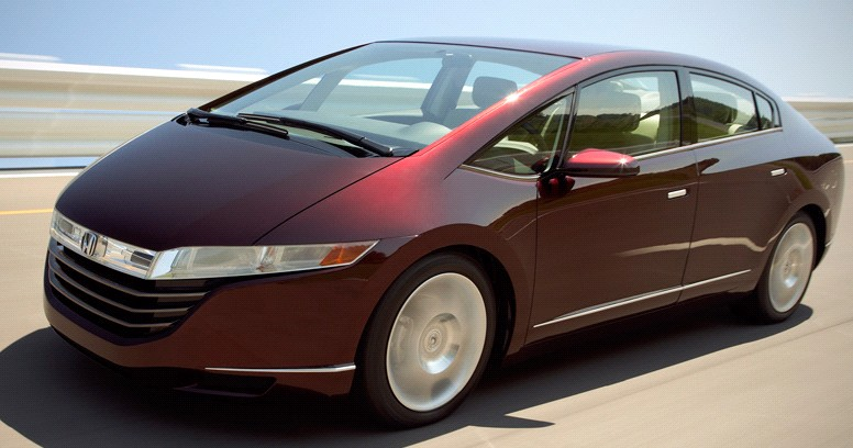 Fuel Cell Vehicles Get Big Push in California, Germany