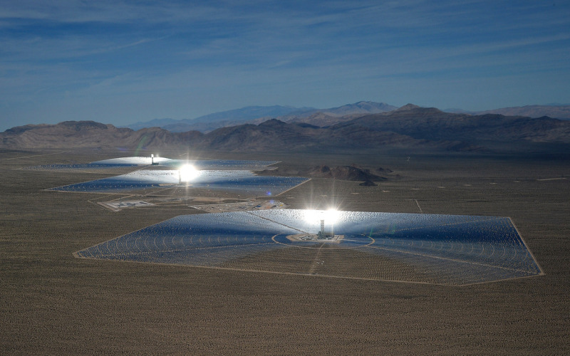 World's Largest Solar Concentrating Plant Comes Online