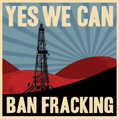 Democrats: Include a Fracking Ban in Your Platform