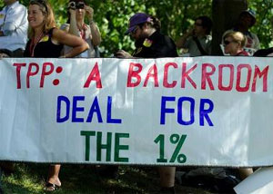 2000 Groups Urge Congress to Reject TPP Trade Deal
