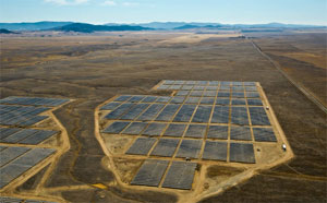 Antelope Valley Solar Project