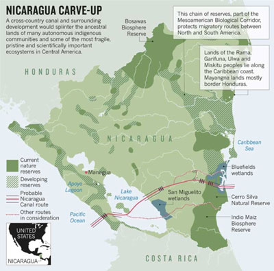 You Won't Believe What's Happening In Nicaragua