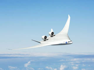 NASA is Revolutionizing Aviation, Leap Frogging to Green, Quiet Airplanes