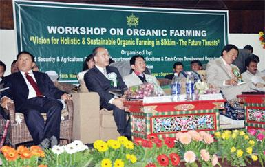 Sikkim, India: 100% Organic Agriculture