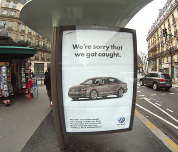 Climate Ad Volkswagen