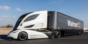 Walmart's WAVE Truck Starts Testing