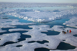 Nations Confer About the Fate of the Arctic
