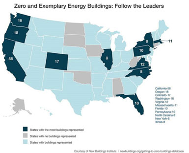 California Prepares for Net-Zero Energy Residential Buildings