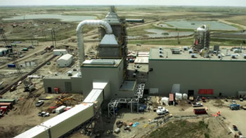 World's First Commercial-Scale Carbon Capture Project Turns On