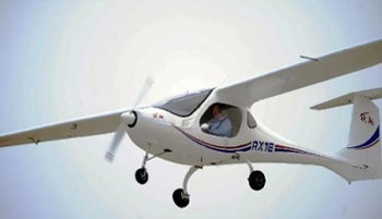 China, First to Commercialize Electric Airplane
