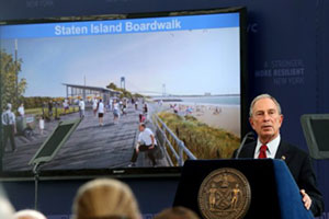 Mayor Bloomberg's Prescient Climate Plan for NYC Released